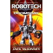 Robotech: The Macross Saga: Doomsday - eBook