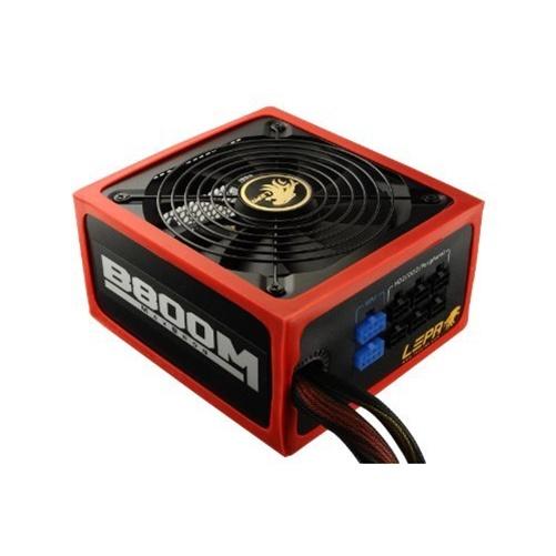 LEPA MaxBron B800-MB ATX12V and EPS12V Power Supply by Ecomaster
