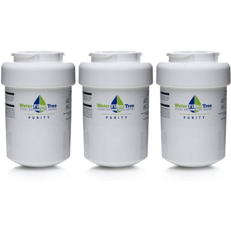 Replacement Filter Wlf Ge01 For Ge Mwf  Mwfa  Gwf  Gwfa  Gwf01  46 9991  46 9996  469991  469996 And Amana  Pack Of 3