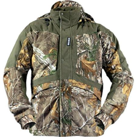 Rivers West Artemis Waterproof Fleece Jacket Realtree Xtra Camo L