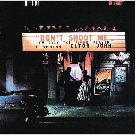 Don't Shoot Me I'm Only The Piano Player [Vinyl] Elton John ()