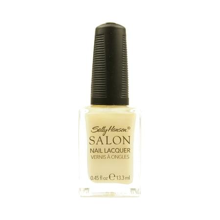 3 Pack) SALLY HANSEN Salon Nail Lacquer 4134 Sheer Pressure ...