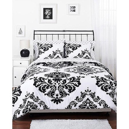 dramatic image buy lodge black set chevron ecrins comforter of look and white comforters