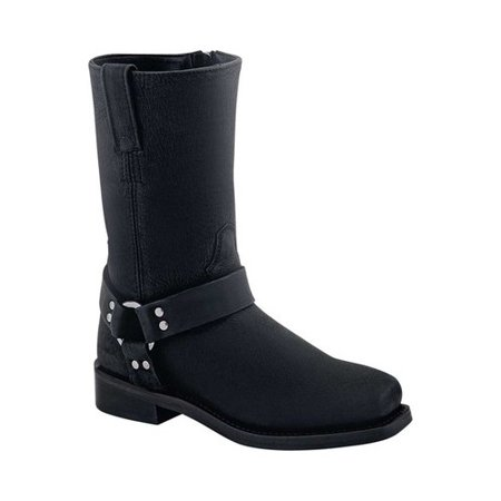 Square Toe Harness Boot (Girls' Old West Square Toe Harness Boot -)