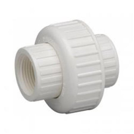 0.5 in. PVC Threaded Union