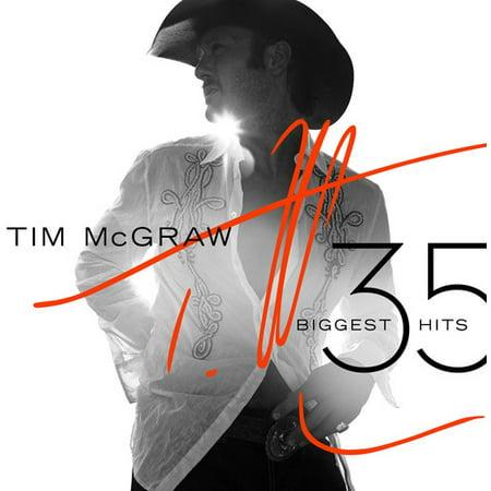 Tim McGraw - 35 Biggest Hits (Tim Mcgraw Country Music)