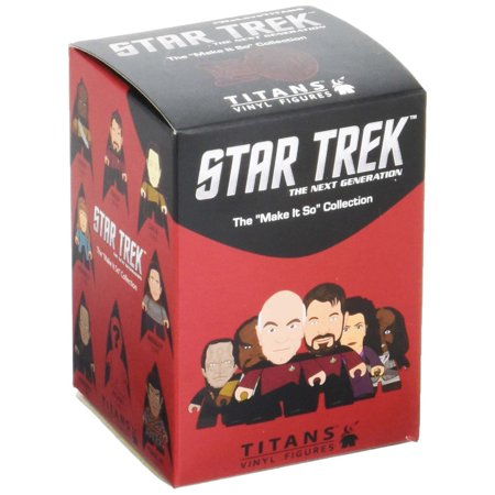 Titan Star Trek Make It So Blind Box Mini Vinyl Figure
