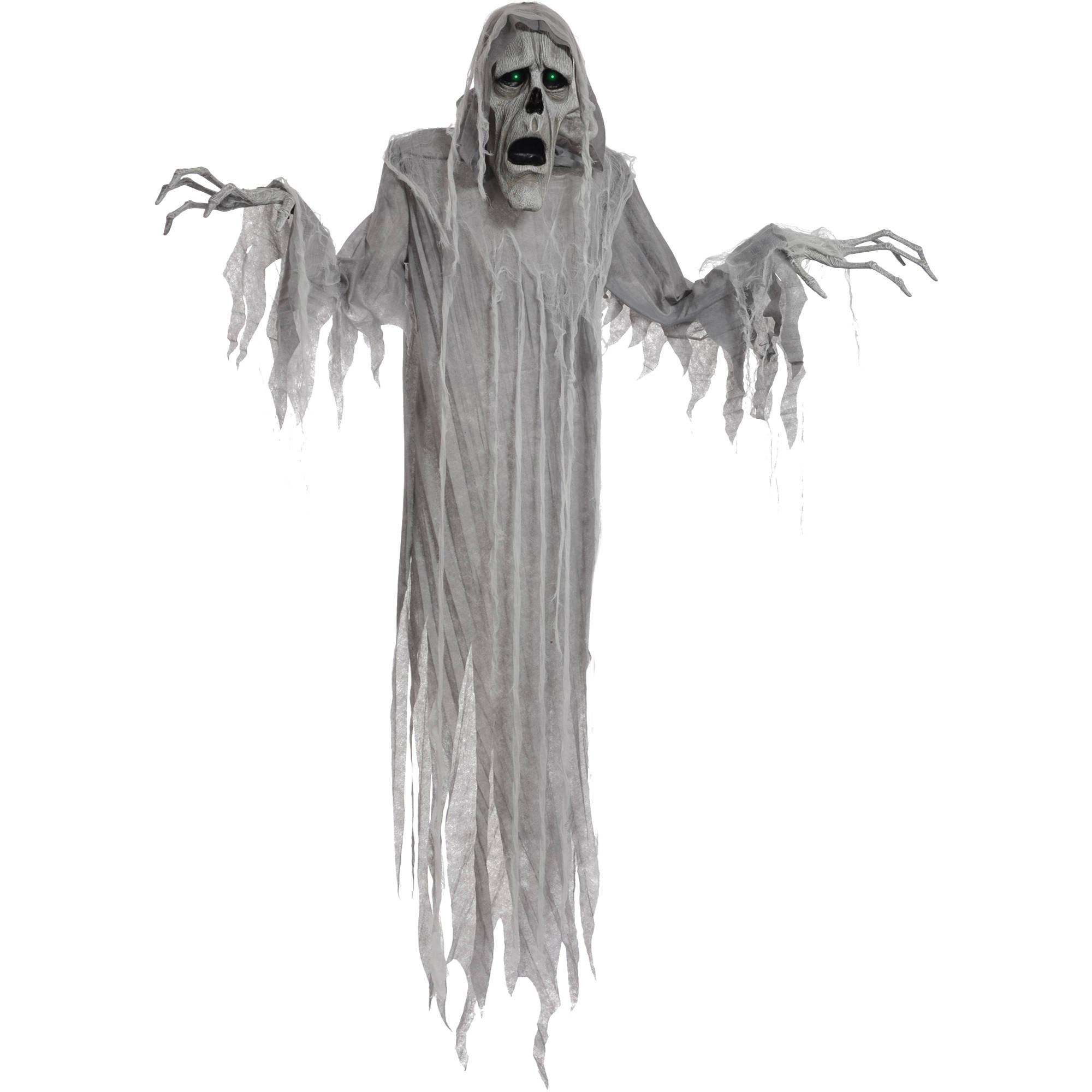 "Hanging Phantom 72"" Animated Halloween Decoration"