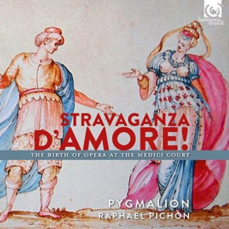 - Stravaganza D'Amore! - The Birth Of Opera At The Medici Court