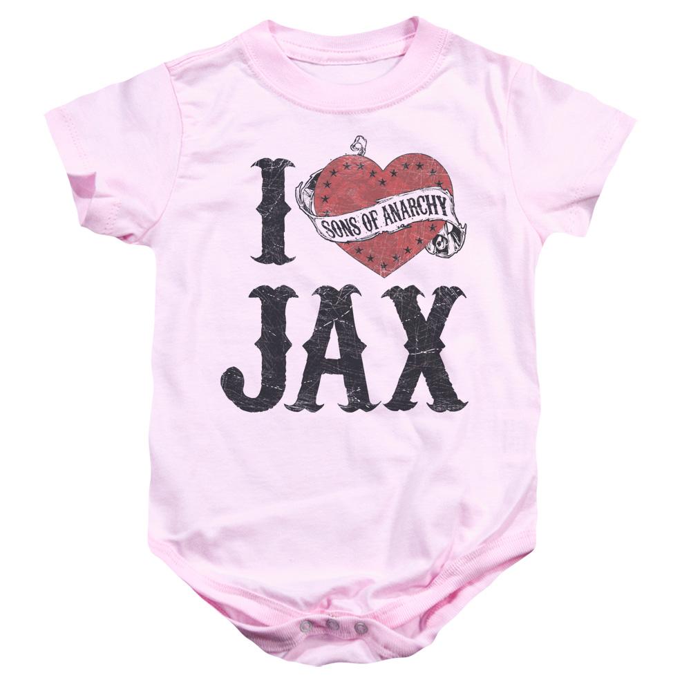 Sons of Anarchy Biker Jacket Baby grow Baby Vest gift Reaper crew romper