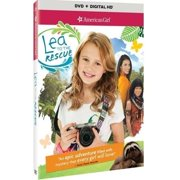 American Girl: Lea To The Rescue (DVD + Digital HD + Movie Cash) (Widescreen) by