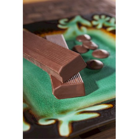 Chocolate Zebra Print - LAMINATED POSTER Peru Chocolate Fortunato Number 4 Bar Rediscovered Poster Print 24 x 36