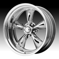 American Racing Vintage VN505 TORQ THRUST II Polished 17x8 5x4.5 8mm (VN5057866)