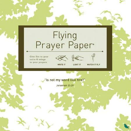 Falling Springs (Flying Wish Paper Spring, Write It, Light It, Watch It Fly - Large )