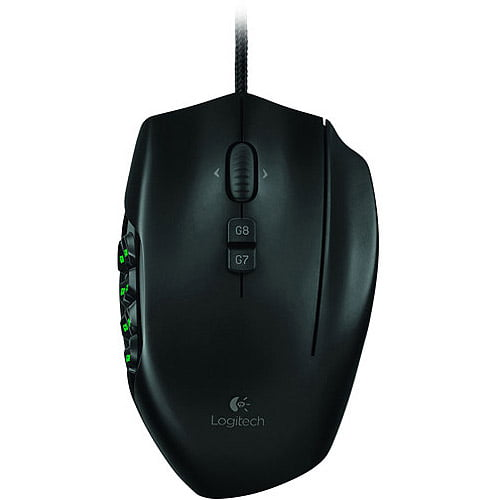 Logitech G600 MMO Gaming Mouse by Logitech