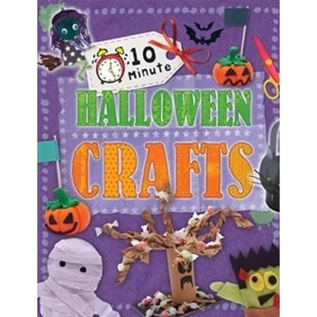 10 Minute Crafts: Halloween](Halloween Craft Ideas Blog)