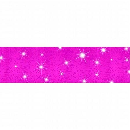 UPC 078628854343 product image for Trend Enterprises Inc. T-85434 Hot Pink Bolder Borders Sparkle | upcitemdb.com