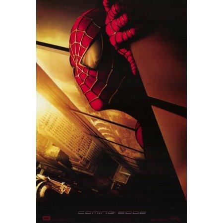 Spider Man Poster Movie E Mini Promo