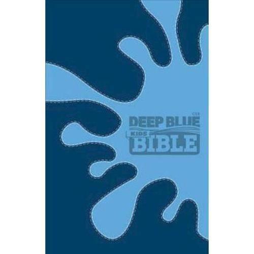 Deep Blue Kids Bible: Common English Bible, Midnight Splash DecoTone