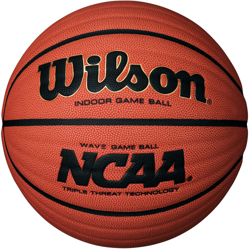 Wilson Wave NCAA Game Basketball