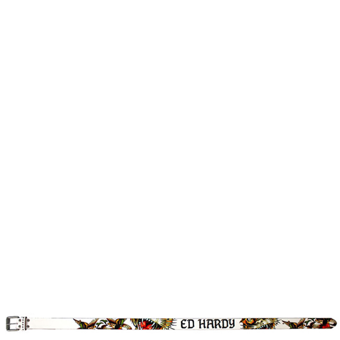 Ed Hardy EH1265 Hellfire-Kids Boys-Leather Belt