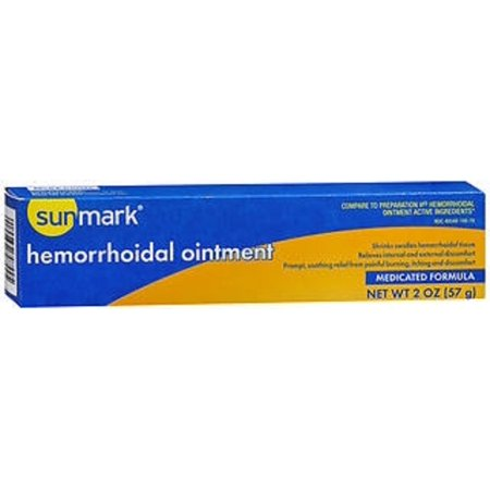 sunmark - Hemorrhoid Relief - Ointment - 2 oz.
