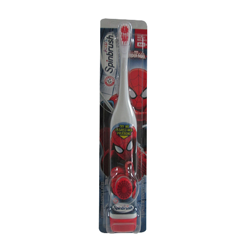 Arm and Hammer Spinbrush For Kids Battery Powered Toothbrush