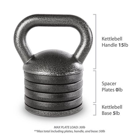 Apex Adjustable Kettle Bell - APKB-5009 ()