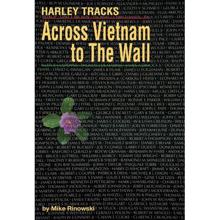 Harley Tracks - eBook