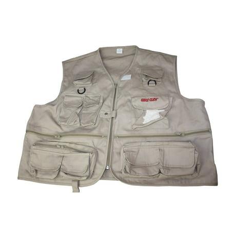 047708639903 upc eagle claw fishing adult xlg vest fva for Fishing vest amazon