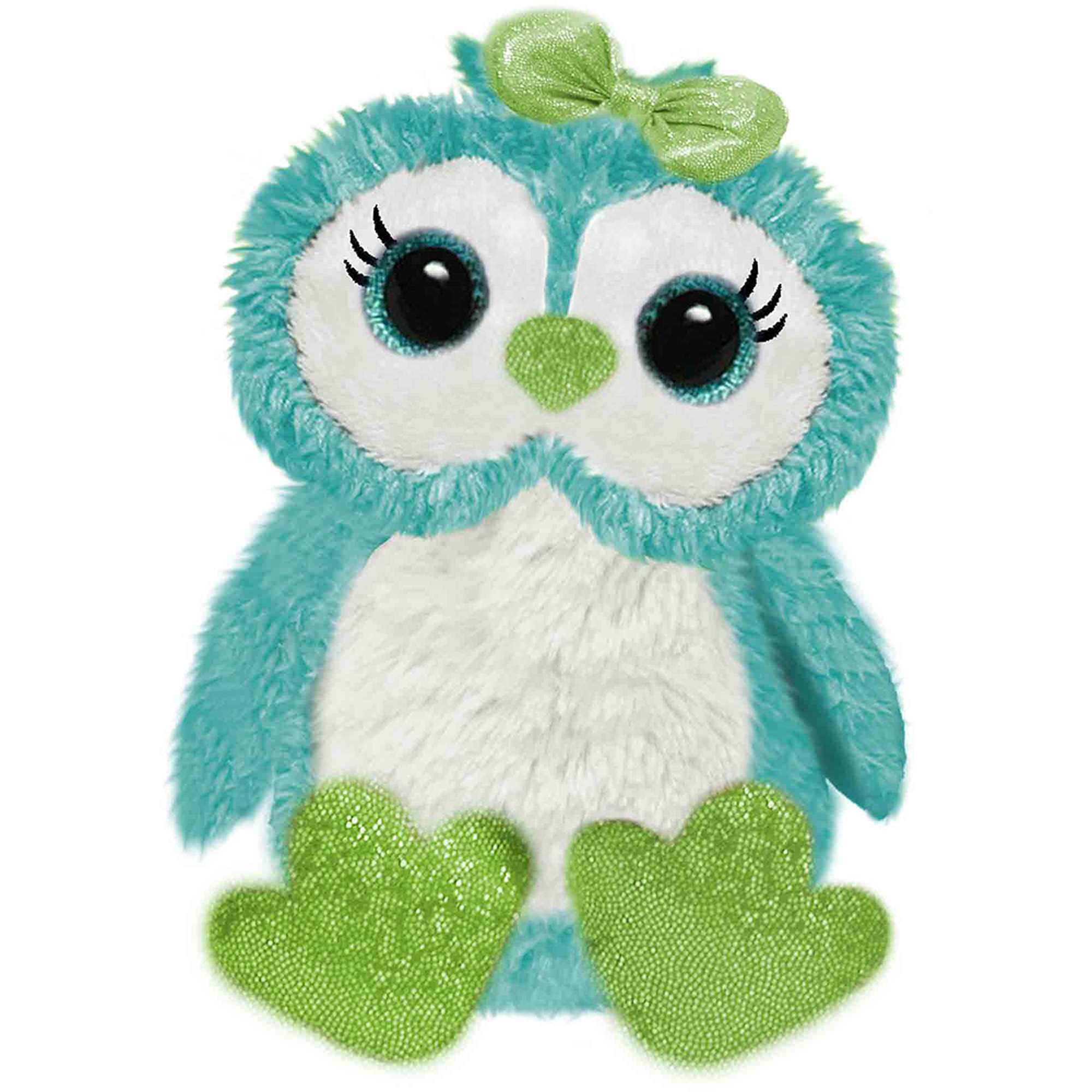 """First and Main Gal Pals Olivia Owl 7"""" Plush"""