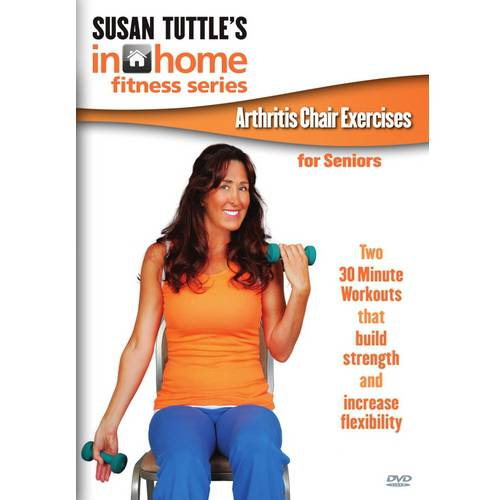 Susan Tuttle's In Home Fitness: Arthritis Chair Exercises (DVD) by Bayview/widowmaker