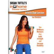 Susan Tuttle's In Home Fitness: Arthritis Chair Exercises For Seniors by Bayview/widowmaker