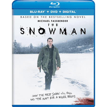 The Snowman (Blu-ray + DVD + Digital) - Snowman On The Beach
