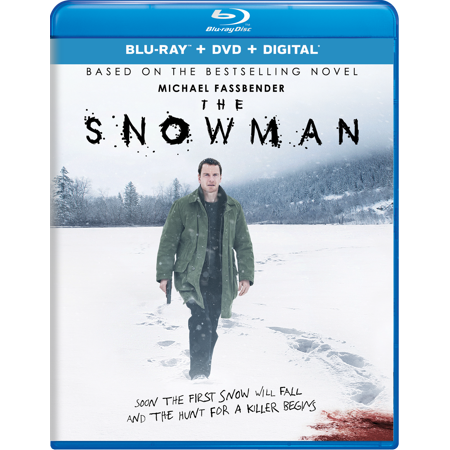 The Snowman (Blu-ray + DVD + Digital) - The Scary Snowman Is Back For Halloween