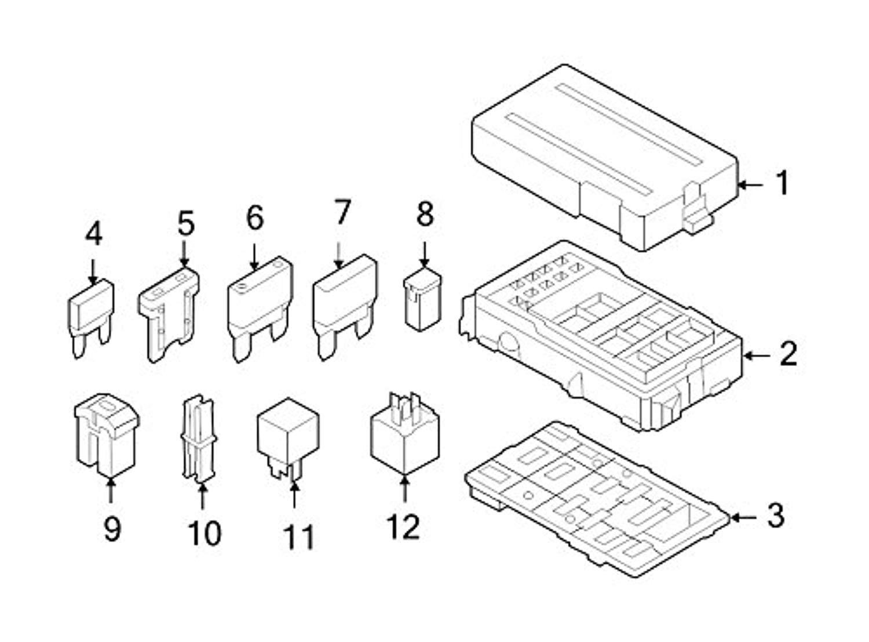 ford 9l3z-14526-fa circuit breaker assembly