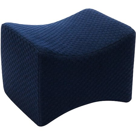 carex memory foam knee pillow cushion. Black Bedroom Furniture Sets. Home Design Ideas