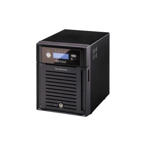 Buffalo TS-XE8.0TL/R5 Hard Drive Array - 4 x HDD Installed - 8 TB Installed HDD Capacity 2CK4408