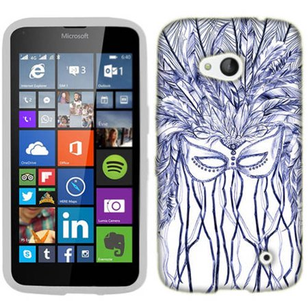 Mundaze Party Mask Phone Case Cover for Microsoft Lumia 640](Phone Party)