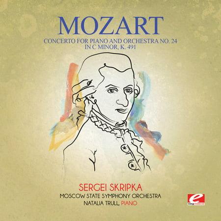 Concerto for Piano & Orchestra No. 24 in C minor