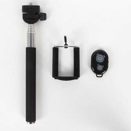 Telescopic Selfie Extendable Bluetooth Wireless Remote Handheld Selfie Stick Monopod For Phone