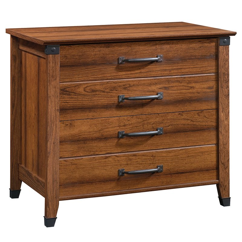 Pemberly Row 2 Drawer Lateral File Cabinet in Washington Cherry