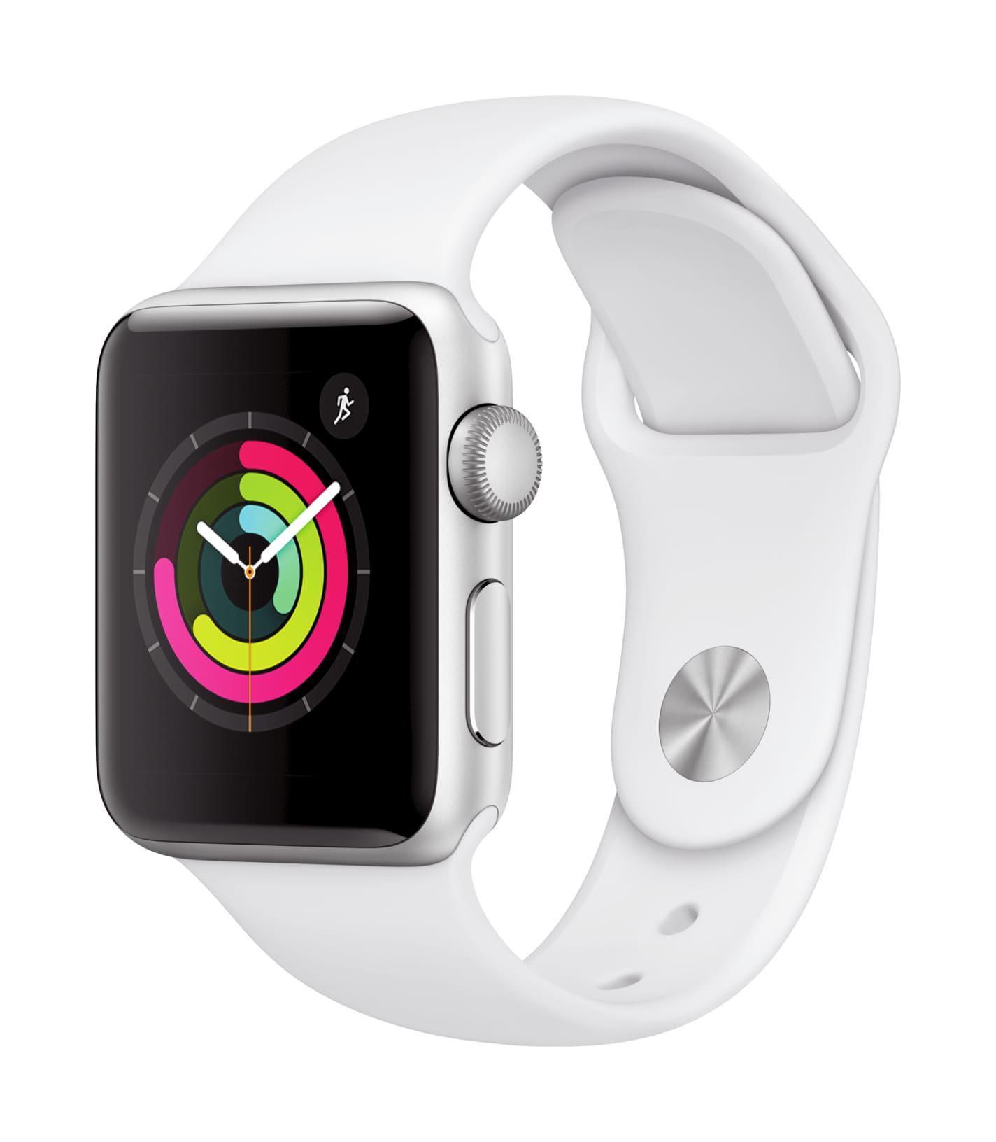 best website 8094d 0c980 Apple Watch Series 3 GPS - 38mm - Sport Band - Aluminum Case