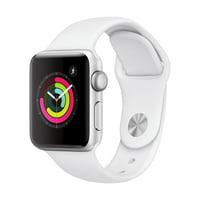 Deals on Apple Watch Series 3 GPS 38mm Aluminum Smartwatch