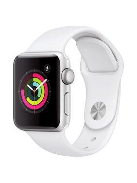 Apple Watch Series 3 GPS - 38mm - Sport Band - Aluminum Case