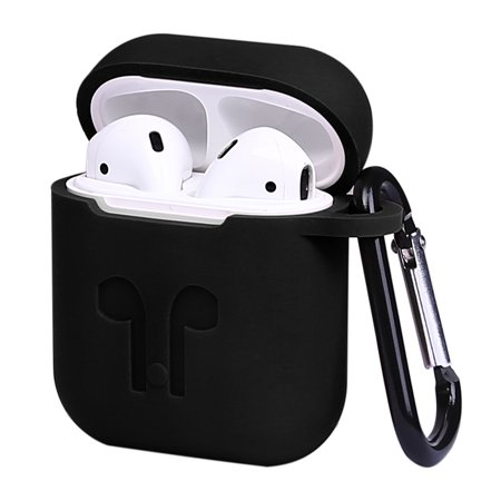 buy popular ecff6 15207 HDE AirPods Case Protective Silicone Cover and Skin for Apple ...