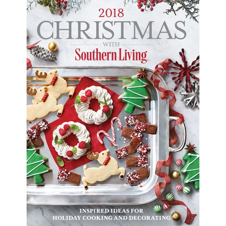 Christmas with Southern Living 2018 : Inspired Ideas for Holiday Cooking and Decorating - Spring Mantel Decorating Ideas