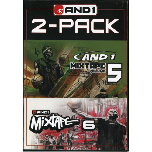 AND1 Mixtape, Vol. 5-6 (Two-Pack)