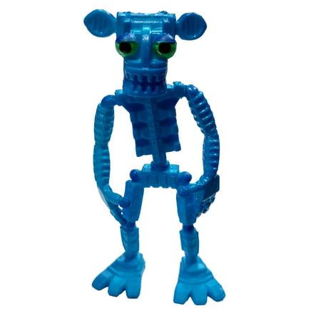 Funko Five Nights at Freddy's Blacklight Endoskeleton Vinyl Mini Figure [Animatronic Skeleton] [No (Animatronics)