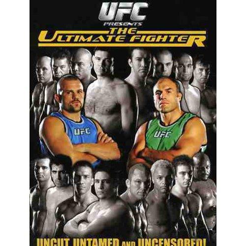 UFC Presents The Ultimate Fighter Season 1 (2005) DVD Box Set